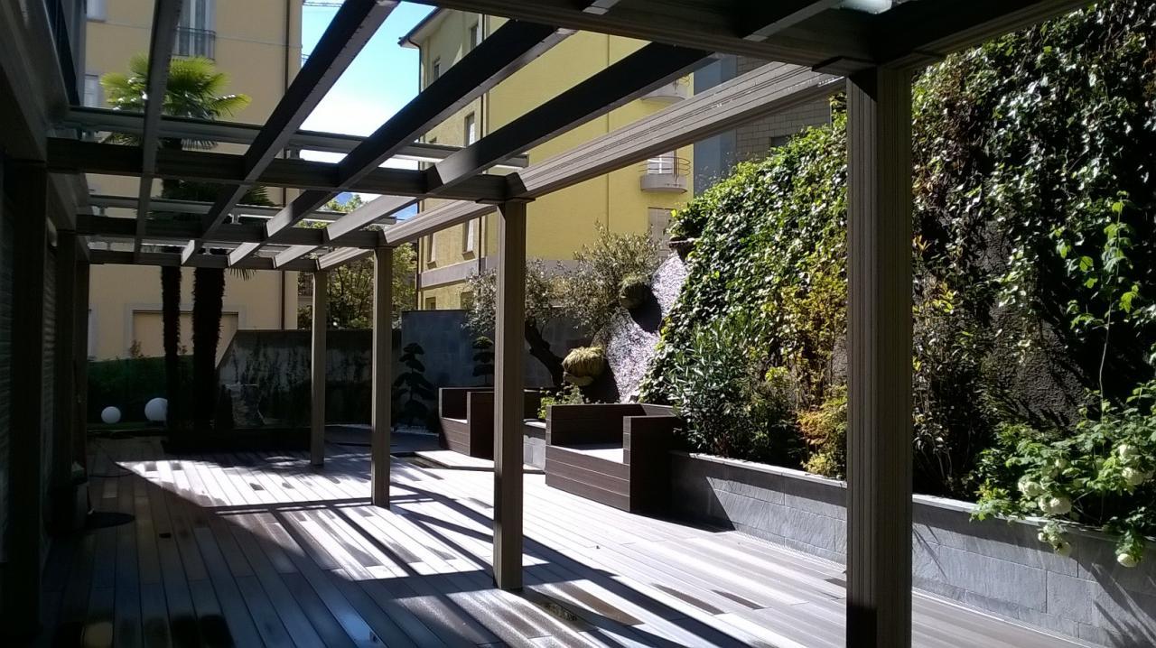 Realizzazione Ambienti Terrazze E Pergolati Architetto